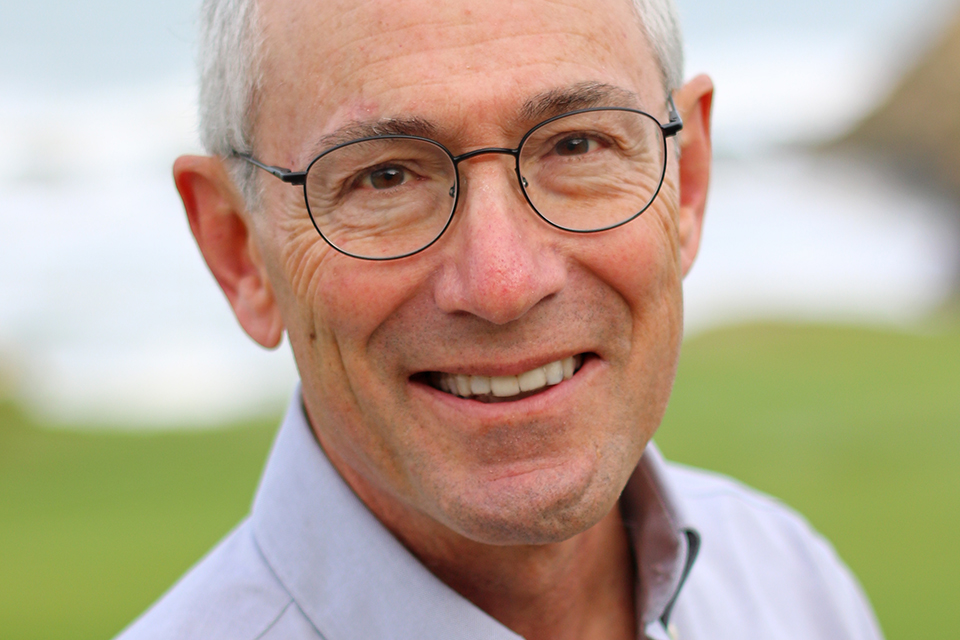 Board Chair Dr. Tom Insel